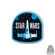 Деревянный значок Звездные войны (815-009-04-2)