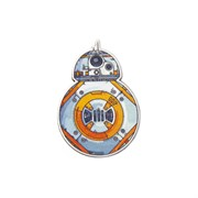 Деревянный значок BB-8 (815-011-12-1)