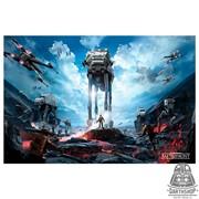 Постер Battlefront (поле боя) (502-050-09-2)