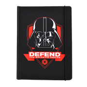 "A5 Notebook - Star Wars (Darth Vader Icon) / Звёздные войны - блокнот А5 линованный ""Дарт Вейдер"""