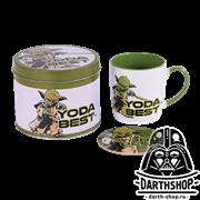 Набор Yoda best (кружка + костер)