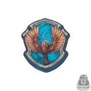 Деревянный значок Когтевран (815-207-09-1)