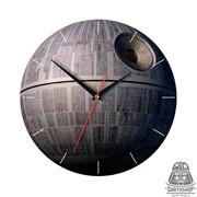 Настенные часы Звезда Смерти (703-017-06-1)
