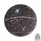 Светильник из дерева Звезда Смерти (302-017-04-1)