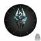 Настенные часы Skyrim (703-500-04-2)